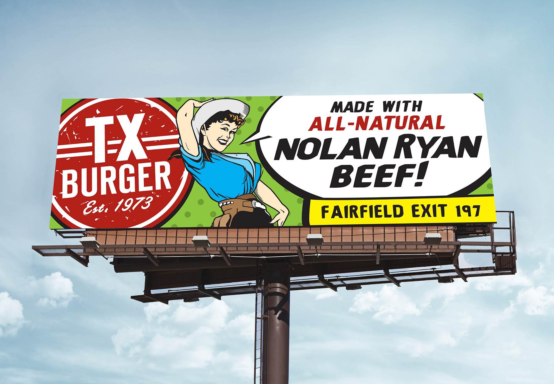 Liberals stand their ground against Texas billboard
