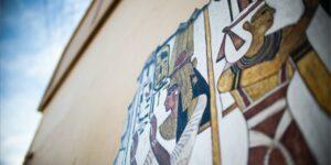 Queen Nefetari Mural