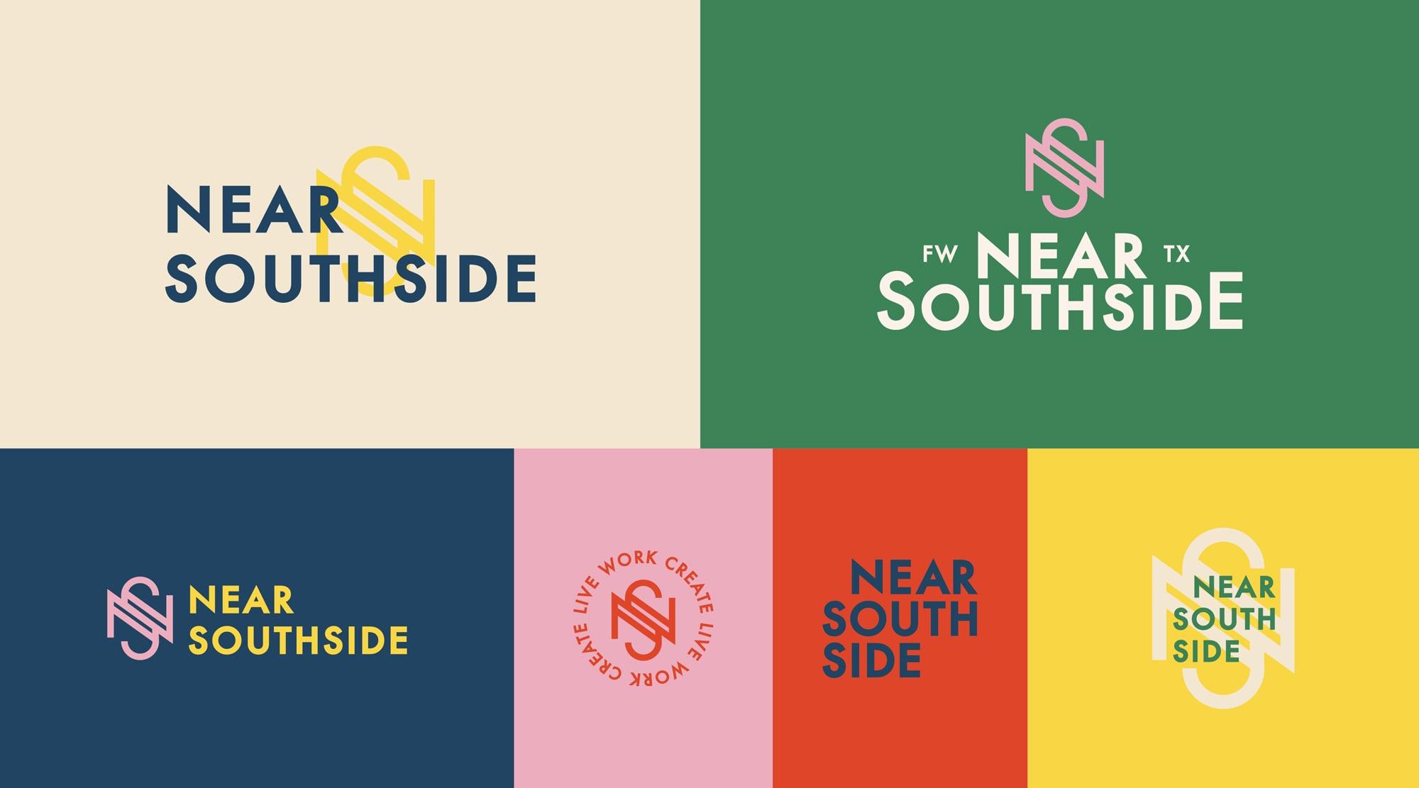 Near Southside Branding