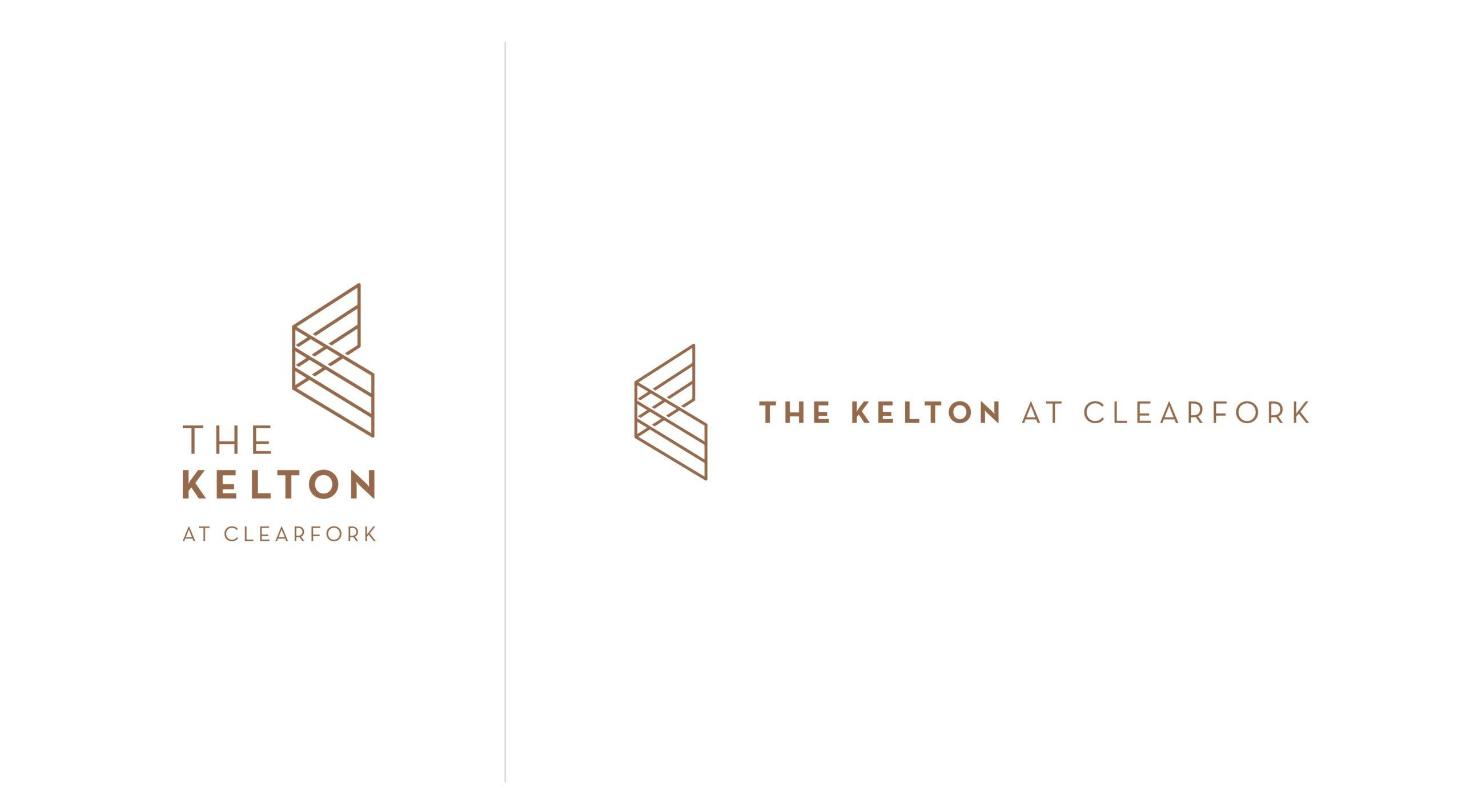 The Kelton Case Study Logo Comparison